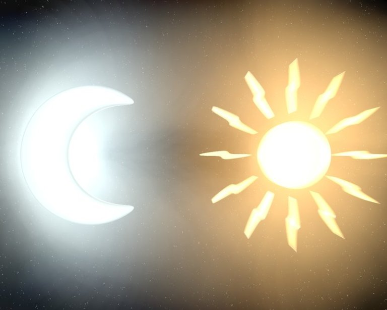 Moon trine Sun