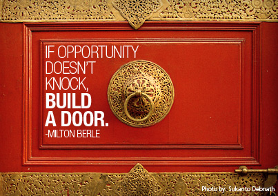 opportunity to transform
